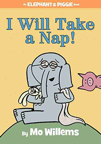 I will take a nap!