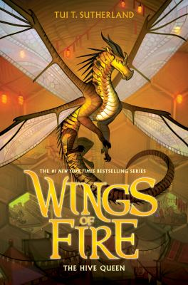 Wings Of Fire: The Hiven Queen #12
